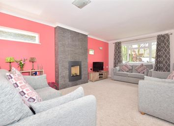 Thumbnail 5 bed detached house for sale in Nightingale Lane, Storrington, West Sussex