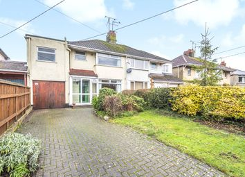 Thumbnail 4 bed detached house for sale in Perrys Lane, Wroughton