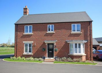 Thumbnail 4 bed detached house for sale in Goldings Road, Hook Norton, Oxon