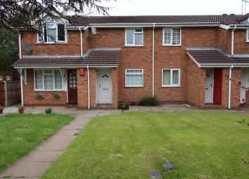 Thumbnail 2 bed maisonette for sale in Talaton Close, Wolverhampton