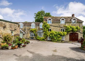 Thumbnail 5 bed farmhouse for sale in Wincanton, Somerset