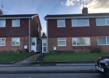 Thumbnail 2 bedroom maisonette to rent in Mockley Wood Road, Knowle