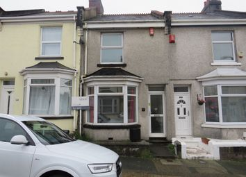 Thumbnail 2 bed terraced house for sale in Victory Street, Keyham, Plymouth