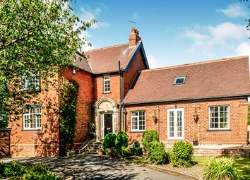 Thumbnail 4 bedroom detached house for sale in Station Road, Scholes, Leeds