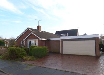 Thumbnail 3 bed detached bungalow for sale in Winston Avenue, Alsager, Stoke-On-Trent