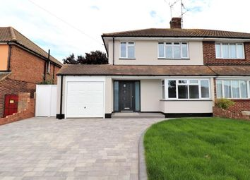 3 bed semi-detached house for sale in Burges Estate, Thorpe Bay, Essex SS1