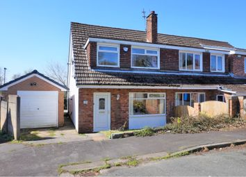 Thumbnail 3 bed semi-detached house for sale in Vale Close, Appley Bridge, Wigan
