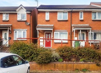 Thumbnail 2 bed end terrace house for sale in Gregorys Court, Worcester