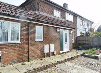 Thumbnail 4 bedroom semi-detached house to rent in Barkston Path, Borehamwood, Herts