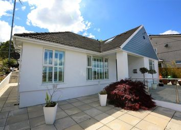 Thumbnail 3 bed detached bungalow for sale in Underlane, Plympton, Plymouth, Devon