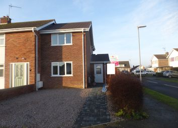 Thumbnail 2 bed end terrace house for sale in Ripon Drive, Sleaford