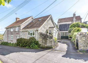 Thumbnail 1 bed semi-detached house for sale in Kingsdon, Somerton, Somerset