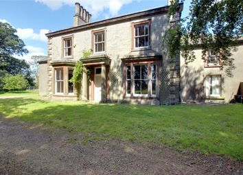Thumbnail 6 bed detached house for sale in Scaur Bank, Longtown, Longtown, Carlisle, Cumbria