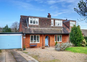 Thumbnail 4 bed detached house for sale in Cadmore End, High Wycombe