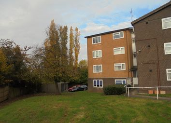 Thumbnail 1 bed flat to rent in Hyacinth Court, Newcastle Under Lyme, Staffordshire