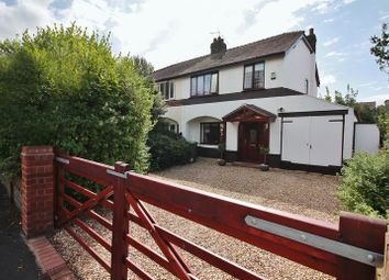 Thumbnail 3 bed semi-detached house for sale in 221 Normoss Road, Blackpool