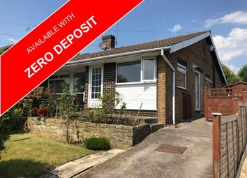 Thumbnail 2 bed bungalow to rent in Coppice Avenue, Harrogate