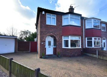 Thumbnail 3 bedroom semi-detached house for sale in Ridley Grove, Sale