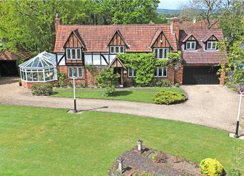 Thumbnail 4 bedroom detached house for sale in Hawthorn Hill, Warfield, Berkshire