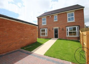 Thumbnail 4 bed detached house for sale in Main Road, Redworth, Newton Aycliffe