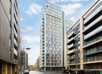 Thumbnail 2 bed flat for sale in Witham House, 13 Enterprise Way, London