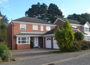 Thumbnail 4 bedroom detached house to rent in Hazel Drive, Purdis Farm, Ipswich
