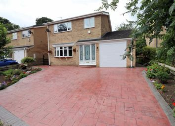 Thumbnail 3 bed detached house for sale in The Willows, Bishop Auckland