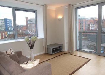 Thumbnail 1 bedroom flat to rent in Cranbrook Street, Nottingham