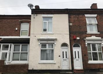 Thumbnail 2 bed terraced house for sale in Hampton Road, Erdington, Birmingham, West Midlands