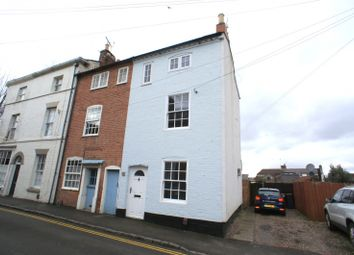 Thumbnail 3 bed end terrace house to rent in Clapgun Street, Castle Donington, Derby