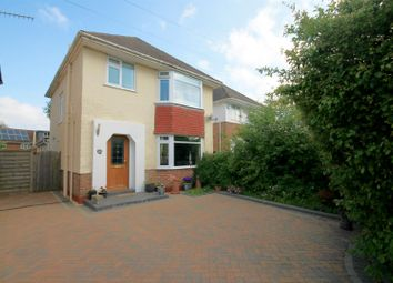 Thumbnail 3 bed detached house for sale in Brampton Road, Oakdale, Poole