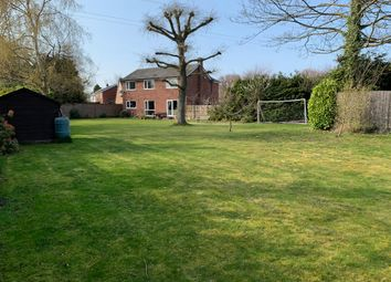 Thumbnail 4 bed detached house for sale in Willets Pond, East Bergholt, Colchester