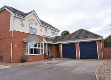 Thumbnail 4 bed detached house for sale in High Brook Fall, Wakefield