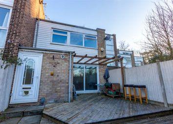 Thumbnail 3 bedroom terraced house for sale in Gwynns Walk, Hertford