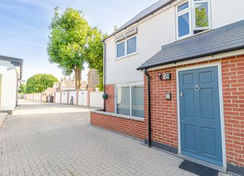 Thumbnail 3 bed semi-detached house to rent in Ingledene Close, Vicarage Road, Hendon