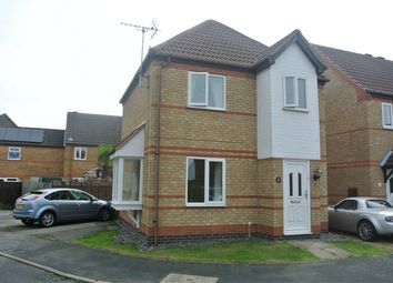 Thumbnail 3 bed detached house for sale in Primrose Close, Morton, Bourne, Lincolnshire