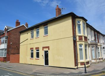 Thumbnail 2 bed end terrace house for sale in Kent Road, Blackpool