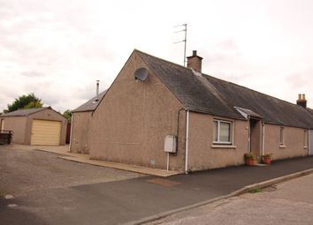 Thumbnail 3 bed bungalow to rent in Main Street, Luthermuir, Laurencekirk