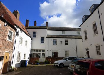 Thumbnail 2 bed flat to rent in Coach House Court, Caistor, Market Rasen
