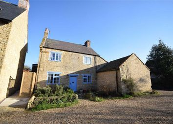 Thumbnail 4 bedroom cottage for sale in Church Way, Grendon, Northampton