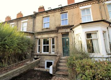 Thumbnail 4 bed terraced house for sale in Mill Hill Road, Golden Triangle, Norwich