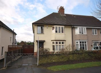 Thumbnail 3 bed semi-detached house for sale in Rhodes Avenue, Newbold, Chesterfield