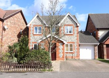Thumbnail 4 bed detached house for sale in Stanier Way, Hedge End, Southampton