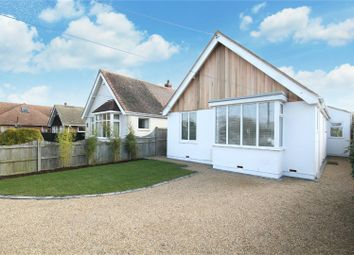 Thumbnail Detached bungalow for sale in Chestfield Road, Chestfield, Whitstable
