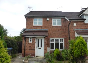 Thumbnail 3 bed semi-detached house to rent in Rymill Drive, Derby