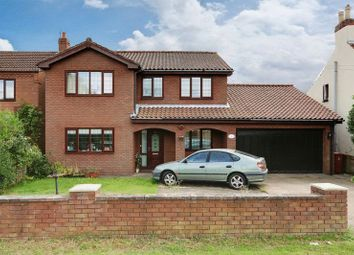 Thumbnail 4 bed detached house for sale in Scawby Road, Scawby Brook, Brigg