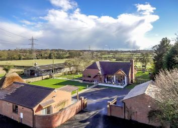 Thumbnail 4 bed detached house for sale in Kenilworth Road, Knowle, Solihull