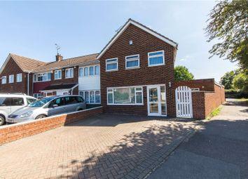 3 bed end terrace house for sale in Beaumont Drive, Northfleet, Kent DA11