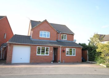 Thumbnail 4 bed detached house for sale in Lych Gate Mews, Lydney