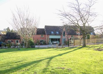 Thumbnail 6 bed barn conversion for sale in Queenhill, Upton-Upon-Severn, Worcester